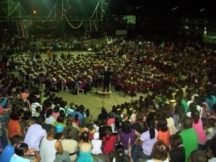 Upata celebró Aniversario de la Orquesta Sinfónica