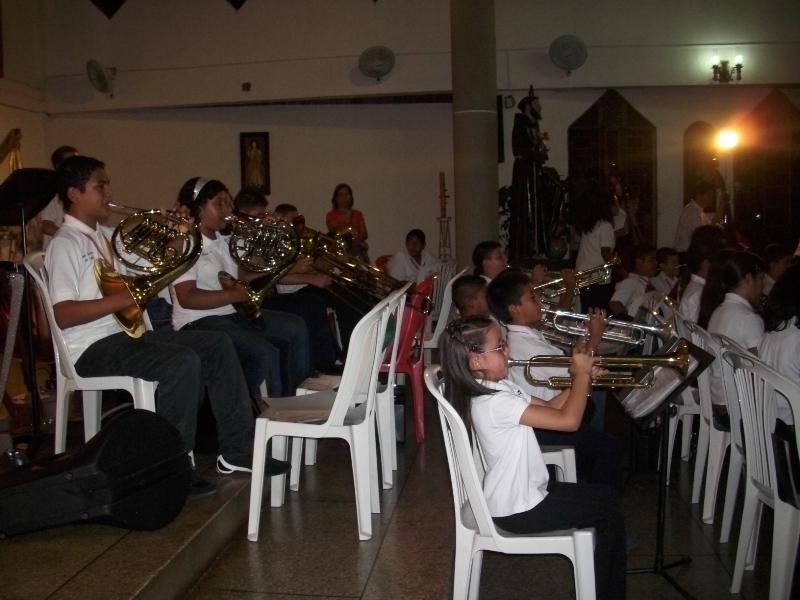 El viernes 23 de Abril la Orquesta realiza concierto de Aniversario en el parque Alejandro Otero en Bicentenario de Upata