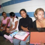 Estas son las mujeres que fueron esterilizadas.
