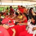 Los Consejos Comunales de Piar se reunieron para discutir presupuesto 2011.