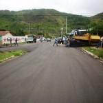 Llegó el Plan Socialista de asfaltado a Manuel Carlos Piar