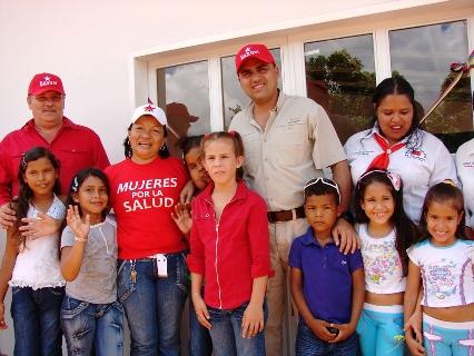 Los niños tendrán una escuela para capacitarse
