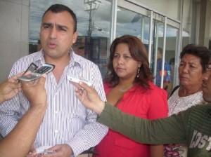 """Alcalde Muñiz encabezó la jornada """"Yo sí financio  mí Psuv""""."""