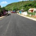 Vecinos del sector agradecen a Muñiz aplicación de asfalto en el sector