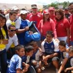 Mindeporte benefició a deportistas de los Pueblos del Sur