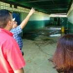 La Gobernación invierte 700 mil bolívares en las obras de la Institución