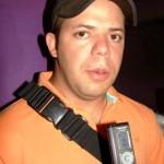 Antonio Delfino, director del Instituto Municipal de Vivienda y Hábitat-