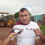 Alcalde Muñiz Activo plan de emergencia en el sector inundado por las lluvias