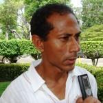 Andrade coordinador del Proyecto de Cronista Escolar.