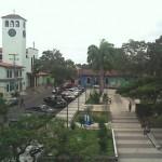 Plaza Bolívar de Upata