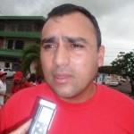 Alcalde Gustavo Muñiz encabezó jornada de mantenimiento voluntaria con funcionarios.