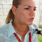 Carmen América González Lanz vocera de Infraestructura del Consejo Comunal