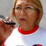 Blanca González directora del Despacho del Alcalde