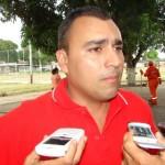 Alcalde de Piar Gustavo Muñiz Rocha