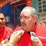 El gobernador Francisco Rangel Gómez visitó la Ciudad de Upata