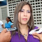 Zulny Bonalde de Muñiz, Primera Dama del Municipio y Presidenta de la Fundación Social Piar.