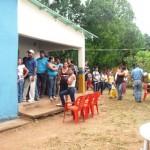 Misión Mercal expendió 5 toneladas de alimentos en la comunidad Los Chorros.