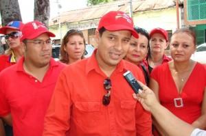 2-  Ángel Figueroa, coordinador de Misión Ribas y Políticas Públicas en Piar.