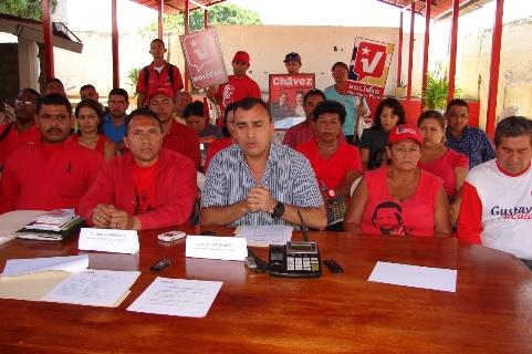 Con la Revolución Bolivariana y Socialista Venezuela avanza.