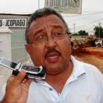 Julio Rodríguez, Director de Infraestructura de la Alcaldía de Piar.