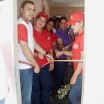 Alcalde Muñiz inauguró junto a los docentes y consejo comunal las mejoras del preescolar Manuel Carlos Piar