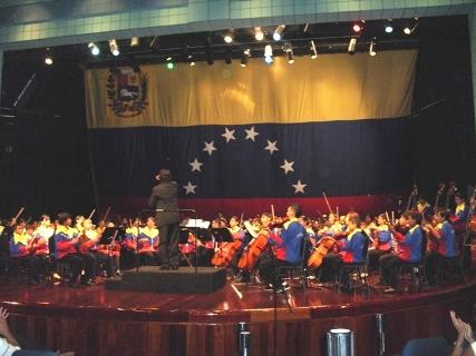 Orquesta de Upata continua Gira en el estado Bolívar