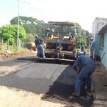 Sabaneta se beneficia con  300 toneladas en reparación de vialidad