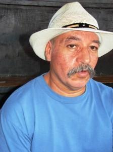 Luis Reyes Presidente del Instituto Autónomo de Cultura de Piar.