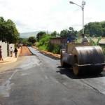 Alcaldía de Piar asfalta sector Pedregal