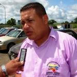 Rafael Gómez, Presidente de la Línea de Taxi Campero Express.