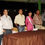 El alcalde Gustavo Muñiz con el Comité Organizador de las XIX Ferias Agropecuarias Yocoima.
