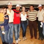Alcalde de Roscio, Caroní y Gran Sabana estuvieron en la apertura de las XIX Ferias Agropecuarias.