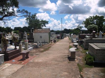 Cementerios de Upata se encuentran en óptimas condiciones para recibir visitantes