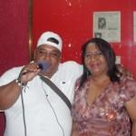 Nerio Márquez y Zuleyma Idrogo Conductores del Programa Noti Gaitas y Algo Más por Única 102.7 FM.