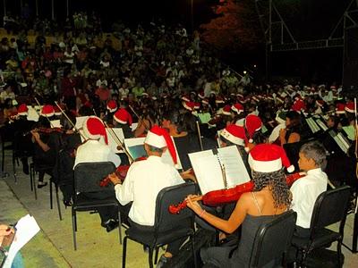 Orquesta Sinfónica de Upata realizó su concierto de  Fin de Año