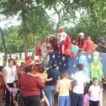 Fundación Social Piar llevó alegría a niños de Asentamiento Campesino Mundo Nuevo-El Yagual