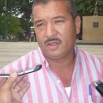 Robinson Morillo jefe de la Unidad de Residuos y Desechos Sólidos  de la Alcaldía de Piar