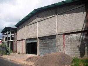 Nuevo Centro Comercial dignificara a los buhoneros de Upata