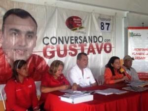 "Programa Institucional ""Conversando con Gustavo"" Nº 87"