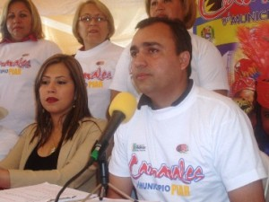 Alcalde Gustavo Muñiz