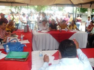 Consejeros y Concejales aprobaron asignación de recursos para el Municipio
