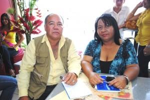 Los periodistas Eligio González y Zuleyma Idrogo invitan a los Comunicadores Sociales a participar en el Premio Pedro Cova