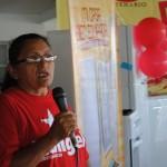 Carmen Martínez, beneficiada habitante del sector Bicentenario II