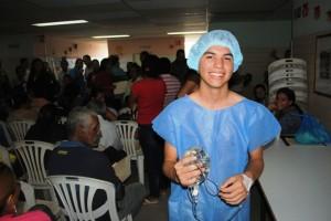 La jornada de  intervenciones quirúrgicas será hasta el sábado 4 junio.
