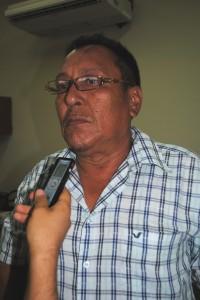 001…Manuel Figuera directos de planificación y presupuesto de la Alcaldía de Piar.