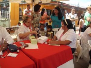 Misión Barrio Adentro realizó consultan médicas en el operativo