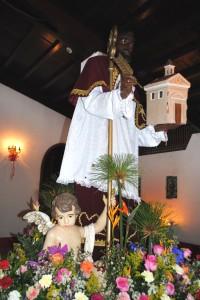 San Buenaventura patrono de El Manteco