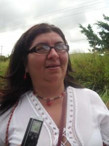 Laura Alcalá, directora de la Fundación Yocoima
