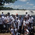 Fundación Social Piar llevo a los niños al Parque La Llovizna