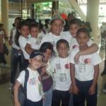 """100 niños disfrutaron del Plan Vacacional """"San Antonio de Padua 2011""""."""